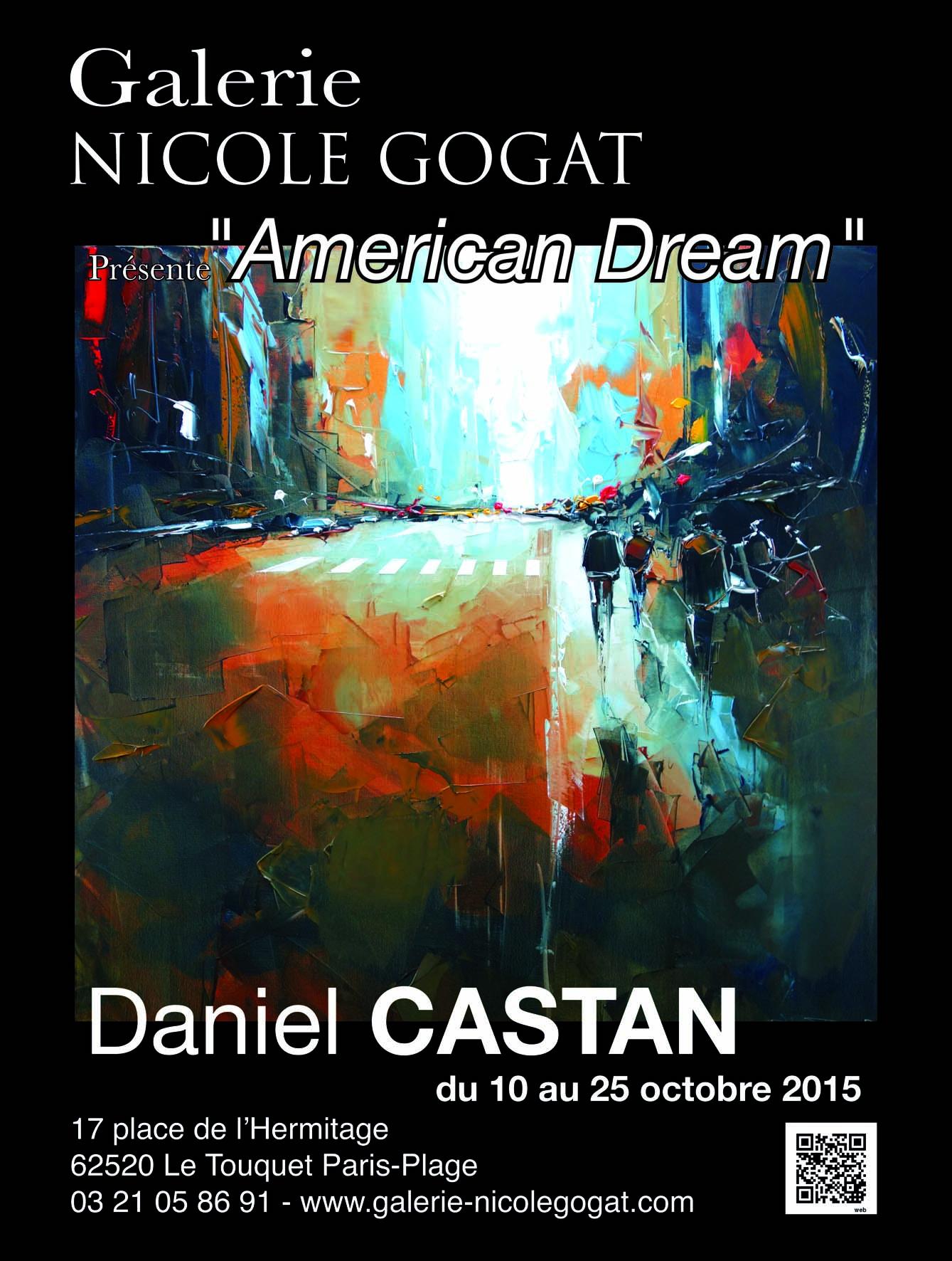 Exposition personnelle peinture daniel castan 10 au 25 for Castan peintre